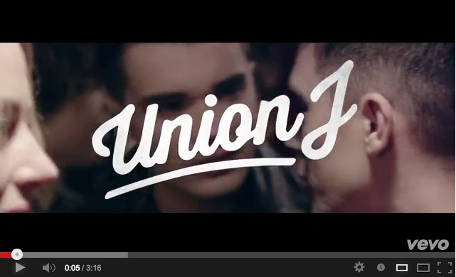 Union J (Sony Music)
